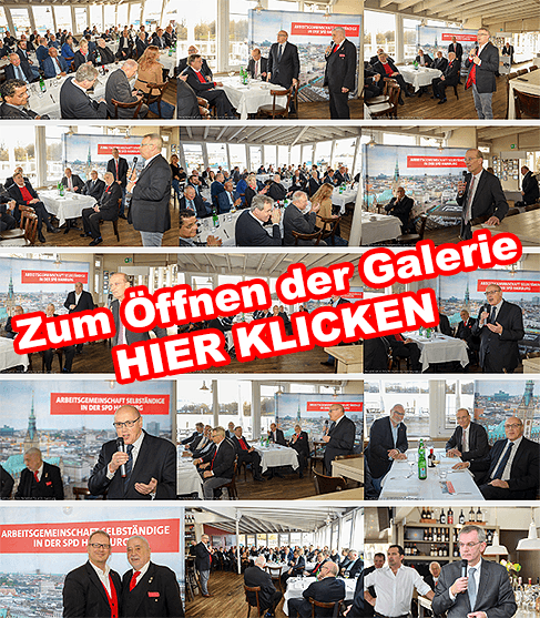 Lunch-Talk der AGS Hamburg am 4. Februar 2020 im Ristorante Portonovo