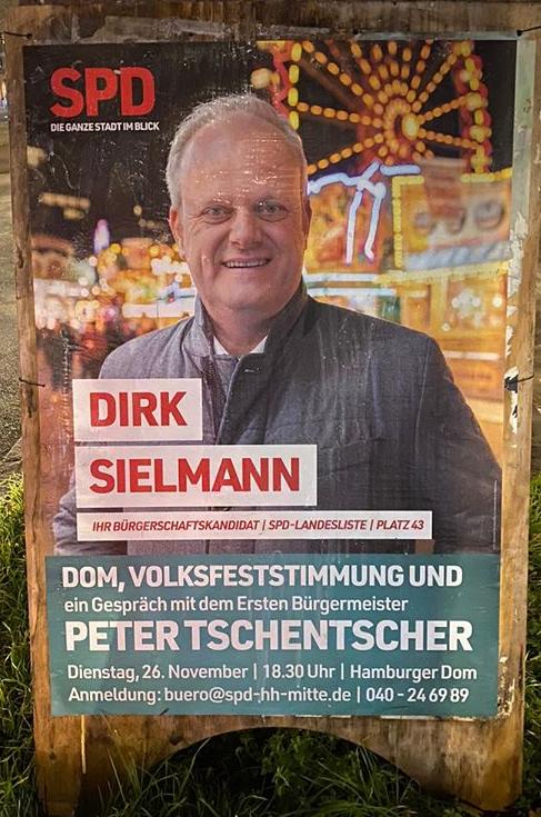 DOM-Gespräch mit Dirk Sielmann und Peter Tschentscher